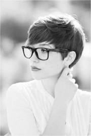 cute pixie hairstyles short