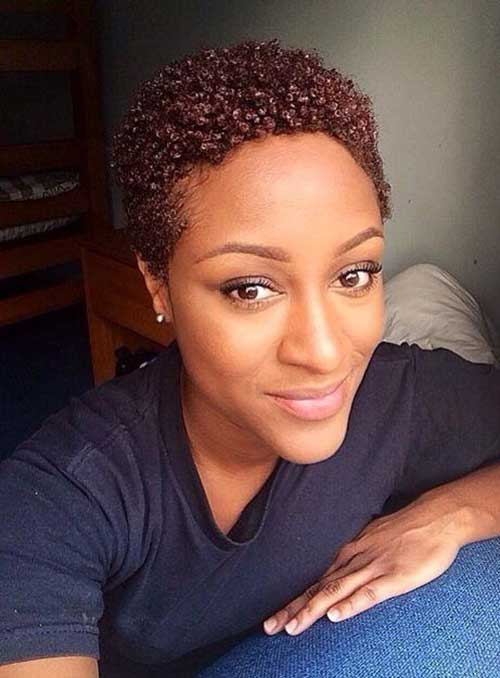 25 Very Short Hairstyles For Black Women Short Hairstyles