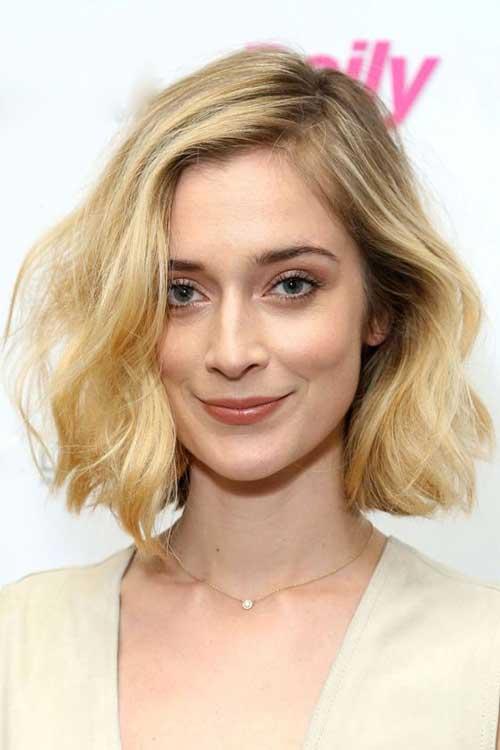 Short Wavy Hairstyles  Short Hairstyles  Haircuts 2018