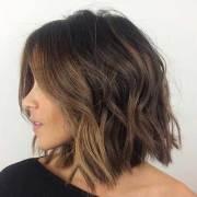 short brunette haircuts 2015