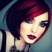 hair color short