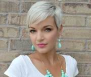 stylish short cut styles fine