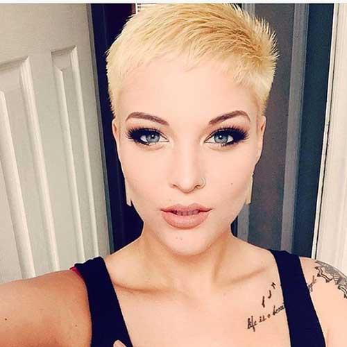 All Ladies Beloved Blonde Short Hairstyles  Short