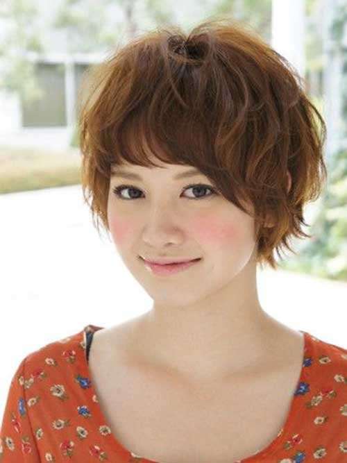 Image Result For Asian Short Hairstyle
