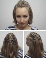 cute hairstyles short