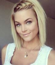 sexy short blonde hairstyles