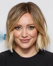 trendy layered short haircuts