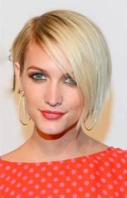 sexy short blonde hairstyles