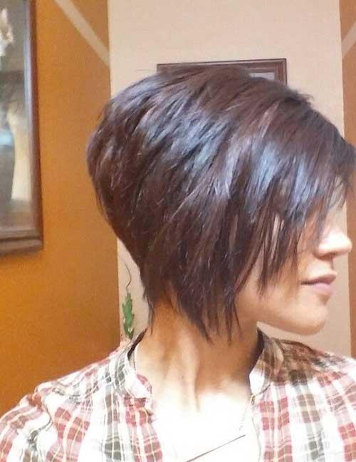 Trendy Short Bob Haircuts For Women Short Hairstyles