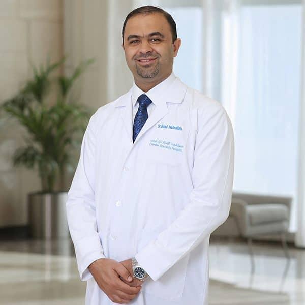 Dr. Basil Khaled Moh'd Nasrallah