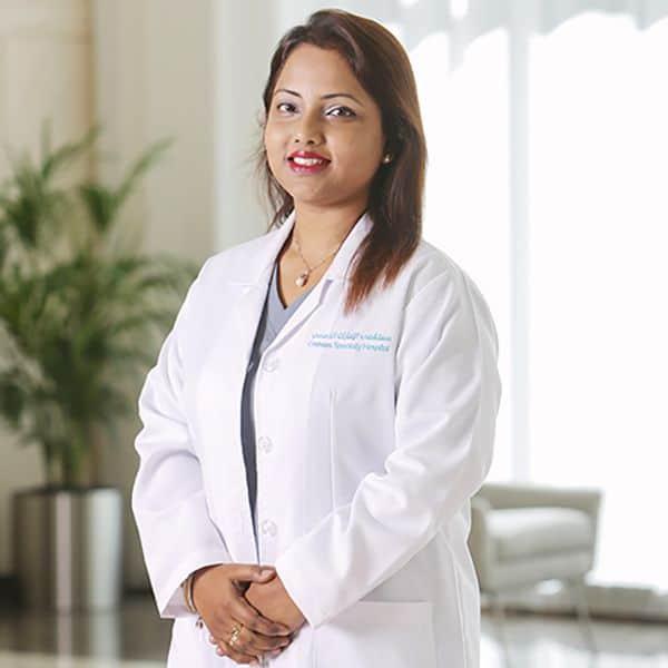 Dr. Sanjeeda Akhter