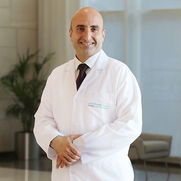 Dr. Walid Mahmood MD FCCP