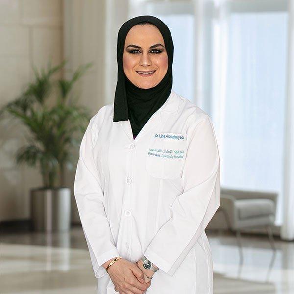 Dr. Lina Abughayada