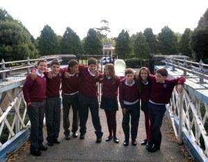 inmersión e integración en colegio irlandés