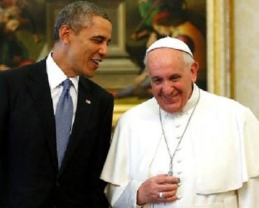El Papa Francisco llega a Estados Unidos y Barack Obama lo recibe con extremada seguridad