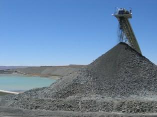 Mining Sites