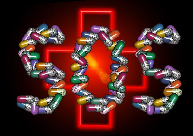 resisterenza antibiotici