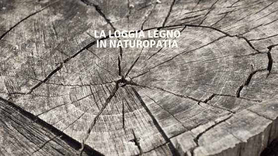 Loggia legno naturopatia - esistere bene