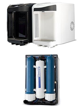GENIUS OSMY - Erogatore di acqua gasata sopra banco a osmosi inversa - Depuratori acqua