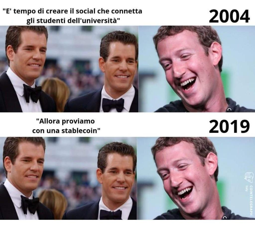 libra-association-moneta-virtuale-facebook-cryptovaluta-facebook meme