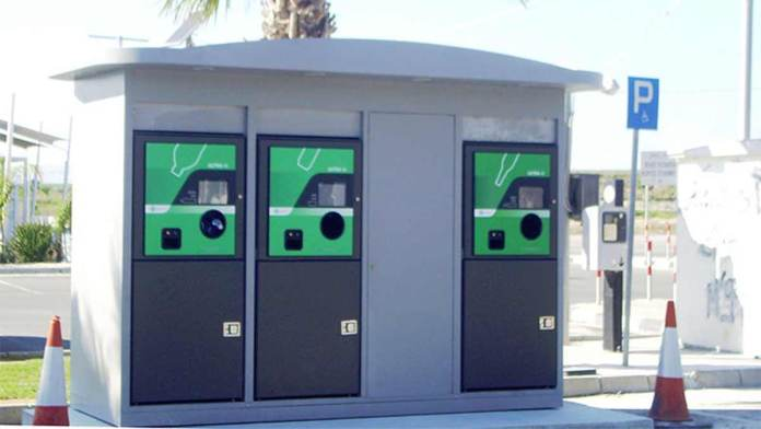 reverse vending machine - cassonetti intelligenti - esistere bene 2