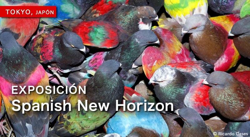 """""""Photography Now! Vol. 2 - Spanish New Horizon"""", exposición de cuatro fotógrafos españoles en Tokyo."""