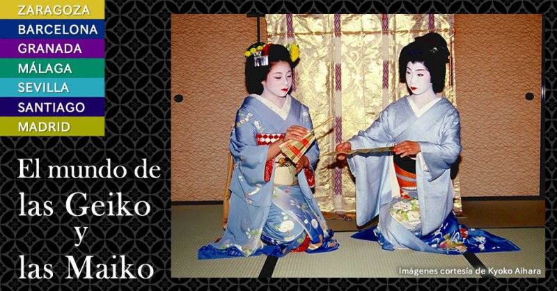 La realidad de las Geishas. El mundo de las Geiko y las Maiko