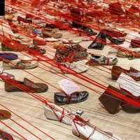 "<!--:es-->【Finalizado】La exposición de CHIHARU SHIOTA ""In the beginning was…"" se prorroga.<!--:--><!--:ja-->【終了】「初めに... In the beginning was...」塩田千春・個展 〔期間延長〕<!--:-->"