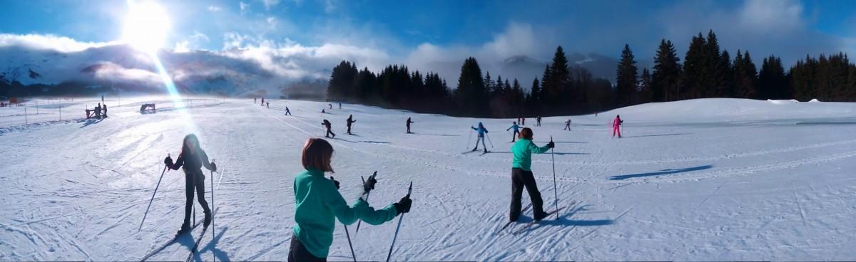Ski de fond ce2 cm1