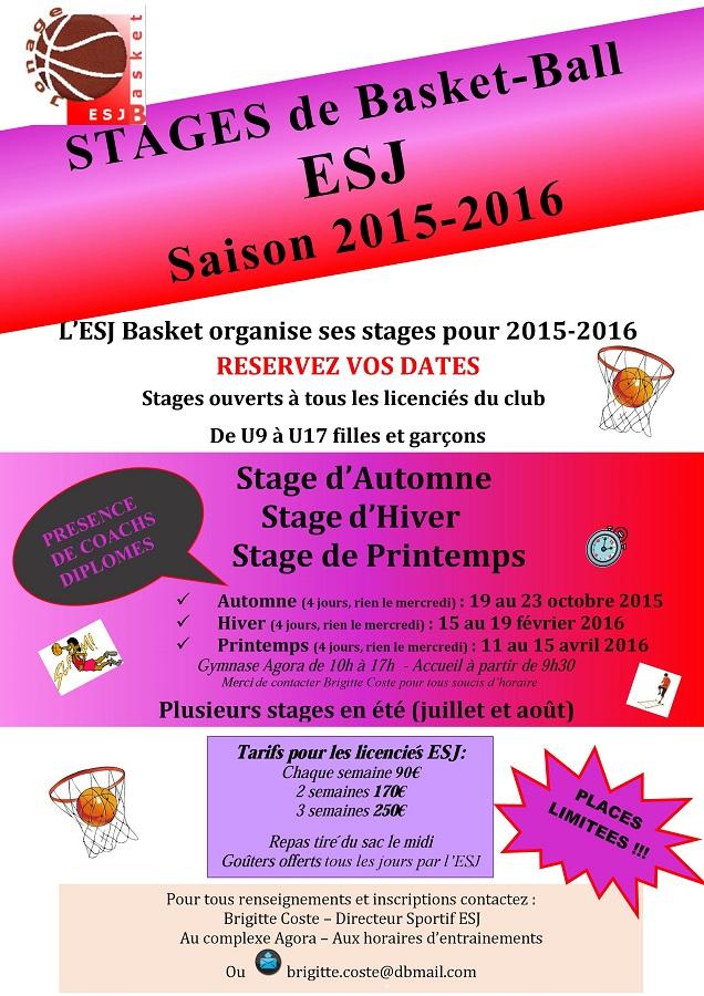 Stage Basket 2015