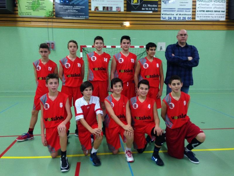Basket photo U15M1