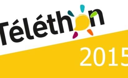 Lancement du Téléthon 2015