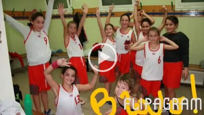 [Vidéo] U11 Filles In Fire !