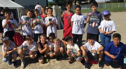 Photos U11 : tournoi de La Muroise