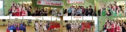 Tournois U15 U17 U20 Séniors : les photos