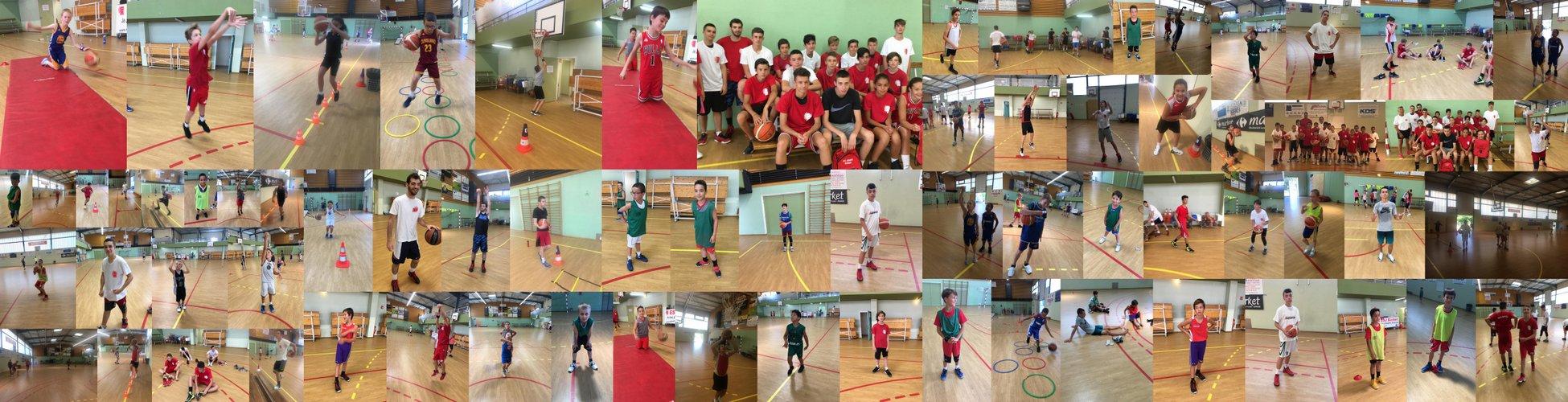 Stage ESJ Basket juillet 2018