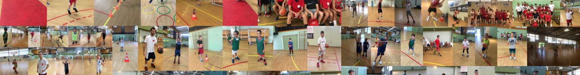 [Photos] Stage ESJ Basket juillet 2018