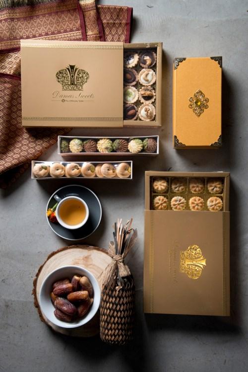 Damas Maamol | Halal Gourmet Gifts | Eska Creative Gifting