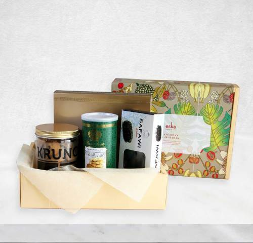 Riang Raya | Mini Gift Box for Hari Raya | Eska Creative Gifting