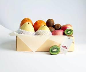 Fruits For Two | Fruit Basket | Eska Creative Gifting