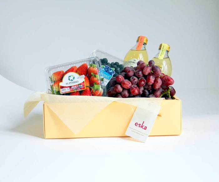 Love Your Berry Much | Fruit Basket | Eska Creative Gifting