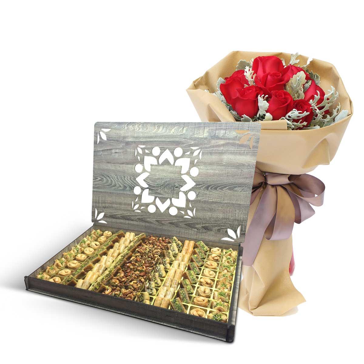 Luxury Baklavas Giftbox | Gourmet Food and Gift Hamper