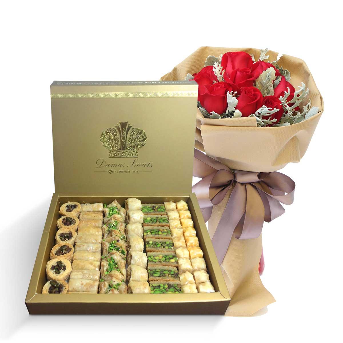 Baklavas Giftbox | Gourmet Food and Gift Hamper