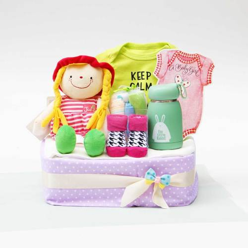 Happy Baby Diapers   Gifts for New Born Baby   Eska Creative Gifting