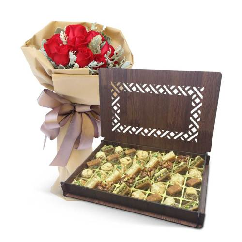 Premium Baklavas Giftbox | Gourmet Food and Gift Hamper