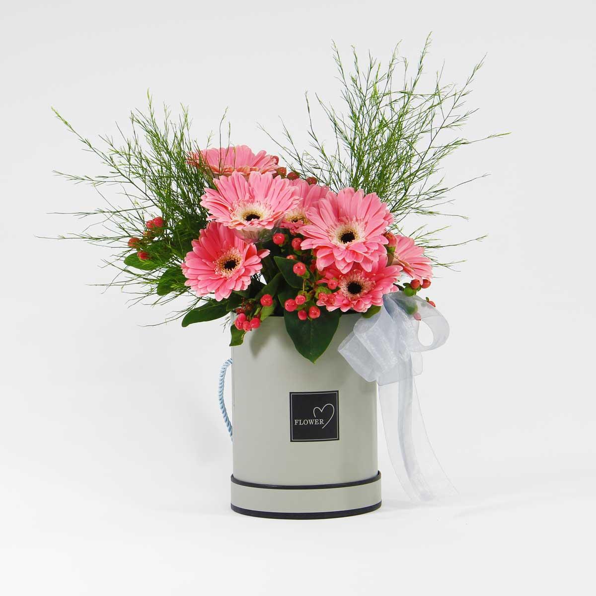 Daisies Flower Box | Eska Creative Gifting