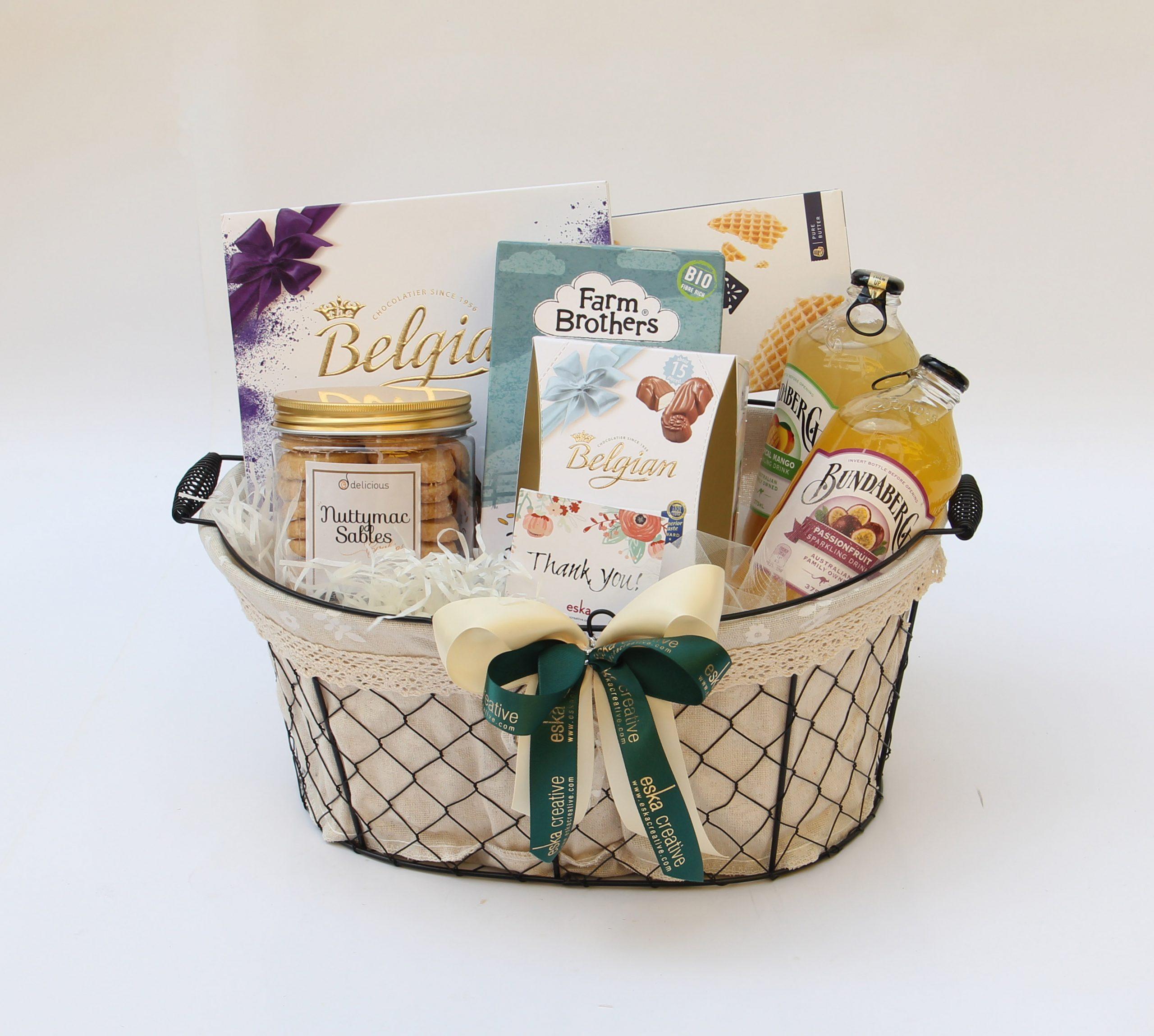 Top of the World   Food Hampers   Eska Creative Gifting