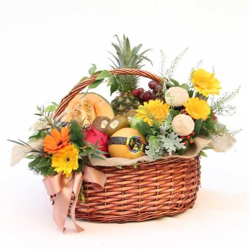 Willow N Wicker | Fruits Basket | Eska Creative Gifting