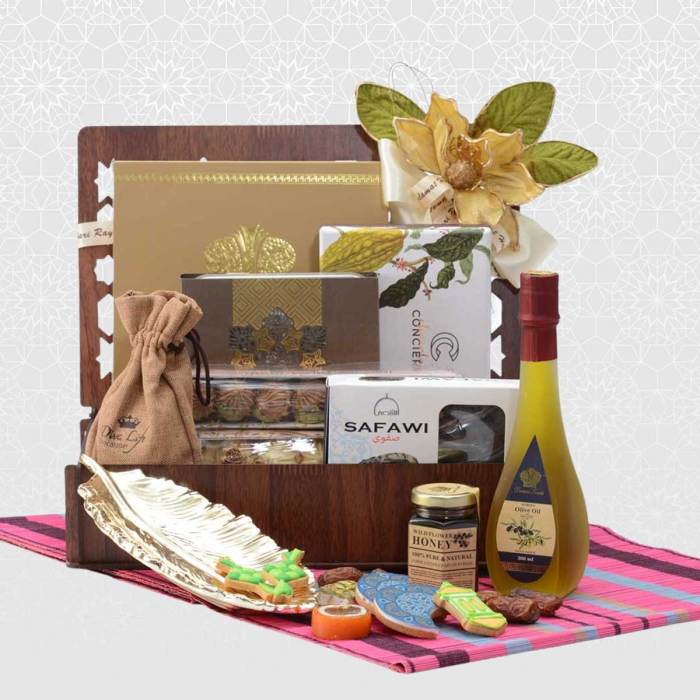 Bliss of Ramadhan Gift Box | Beautiful Raya Giftboxes & Hampers | Eska Creative Gifting