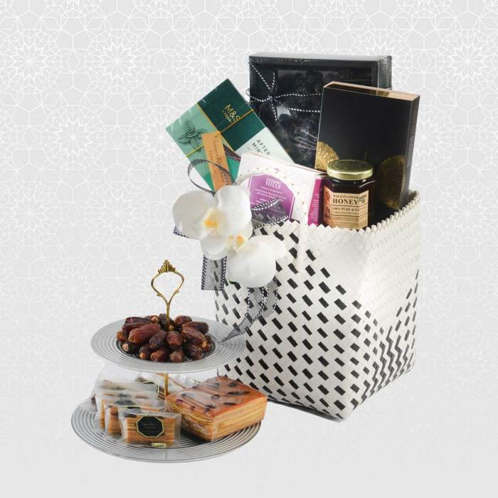 Ceria Ramadhan Gift Basket | Beautiful Raya Giftboxes & Hampers | Eska Creative Gifting
